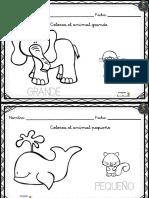 Cuadernillo Para Trabajar Conceptos en 3 Anos 1 5