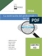 La motivación del profesorado y del alumnado.docx PROYECTO DEFINITIVO..docx