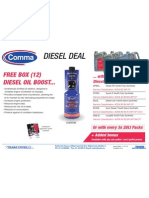 Comma Diesel Deal 1010