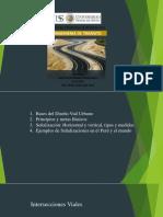 Bases Del Diseño Vial - Principios y Metas B