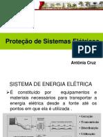 APRESENTAÇÃO Proteção de Sistemas Elétrico 2017.1 OK Abril