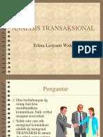 analisis transaksional