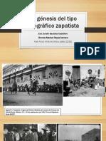 La génesis del tipo fotográfico zapatista copia