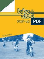Bike Club Start-up Guide - Scotland