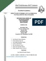 Modelo de Tripleporosidad Yacimientos Naturalmente Fracturado (1)