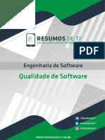 Engenharia de Software Qualidade de Software v1 1538197250