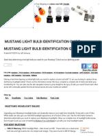 Mustang Light Bulb Identification Guide - LMR.com.pdf