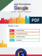 Analisis SDM Google
