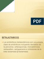 betalactamicos penicilina .pptx