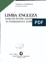 Limba engleza - Exercitii pentru admitere.pdf