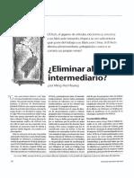 Caso 3 Eliminar Al Intermediario