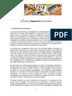 La Cuesta Diagnóstico Comunitario Documento Tres (1)