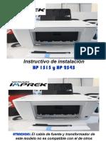 Instructivo Instalacion Sistema Continuo Hp 1515 2545