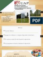 Empresa Eco Bosque Srl