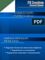 ETIQUETADO EMPRESARIAL 2007