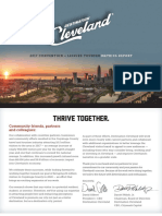 2017 Convention Leisure Tourism Metrics Report