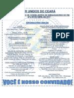CICER 2017 - DCER Unidos do Ceará