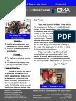 newsletter 2018 10