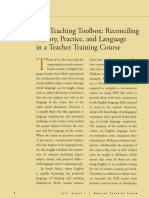 Module 1_The Teaching Toolbox
