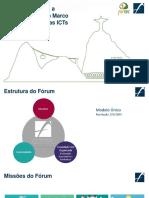 Estratégias para a consolidação do Marco Legal de CT&I nas ICTs - Fortec