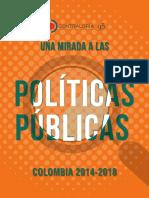 UnaMiradaALasPoliticasPublicas2014-2018
