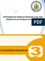 3 Tema 5.9 Actuaciones Procesales