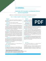 Adherencia AL tratamiento - 2007