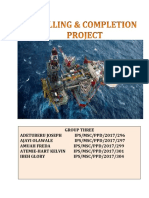 Group One Drilling Project 2018