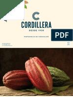 Catálogo Cordillera