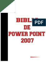 Biblia Power Point 2007