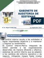 Control Interno - COSO