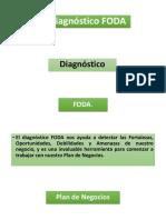 9_ El Diagnóstico FODA