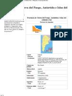 Provincia de Tierra Del Fue...