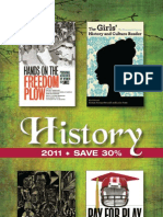 University of Illinois Press History catalog 2011