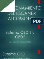 Sistema OBD 1 y OBD 2 1