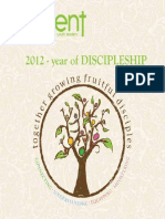 Accent 2012 Q1 - 2012 Year of Discipleship