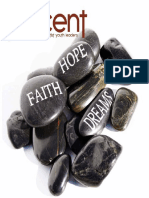Accent 2013 Q1 - Faith, Hope, Dreams