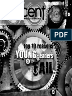 Accent 2010 Q1 - Top 10 Reasons Youn Leaders Fail