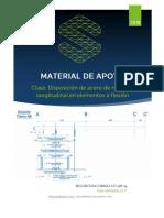 Ensamblado Material de Apoyo Clase de Detallado - SEPROINCA