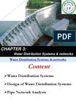 CH3_Water Distribution Systems Networks