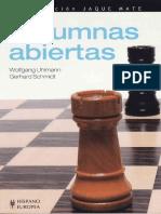Columnas Abiertas - W. Uhlman y G. Schmidt