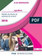 Guia de orientacion modulo de diseno de sistemas de control saber pro 2018.pdf