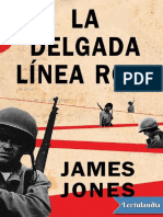 La Delgada Linea Roja - James Jones