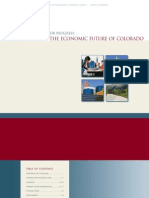 Principles for Progress - Shaping the Economic Future of Colorado