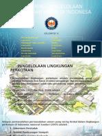 Fenomena Pengelolaan Lingkungan Hidup Di Indonesia