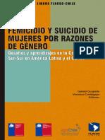 Femicidio y suicidio