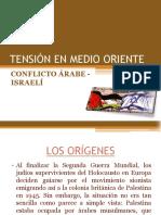 conflicto arabe