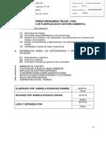 Programa de Auditoria Ambiental