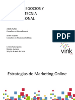 Estrategias de Marketing Online 2010