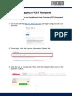 Tutorial - Tagging of CCT 4Ps Recipients (1)